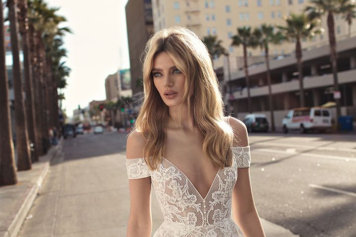 Muse by Berta gown