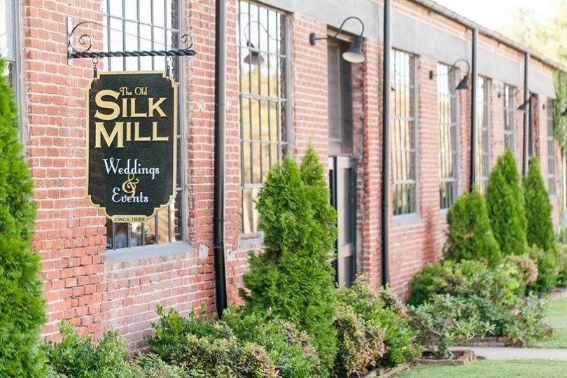 Inn at the old silk mill