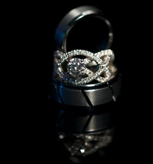 Wedding detail photography - Rings