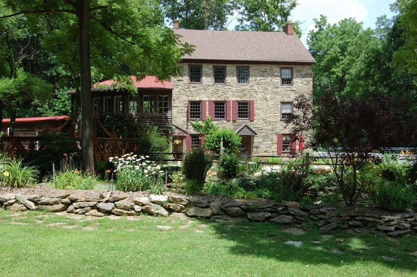 The Stone Mill was built in 1792, has been restored beautifully to accommadate the Brides and Grooms...