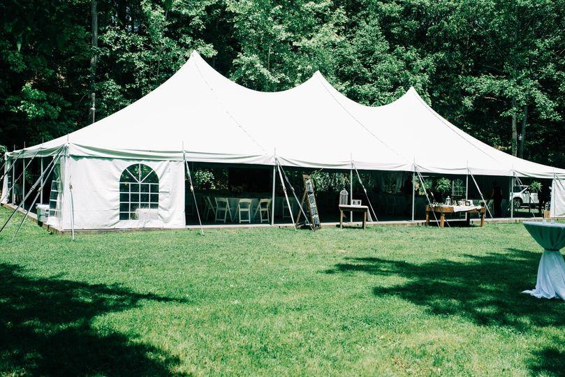 40x80 Wedding Tent