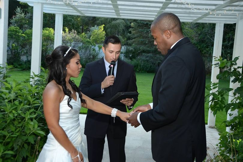 officiant adamjones wedding 02