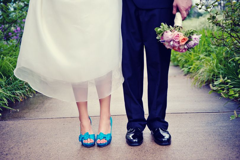 Blue shoes - Dolce Vita Photography