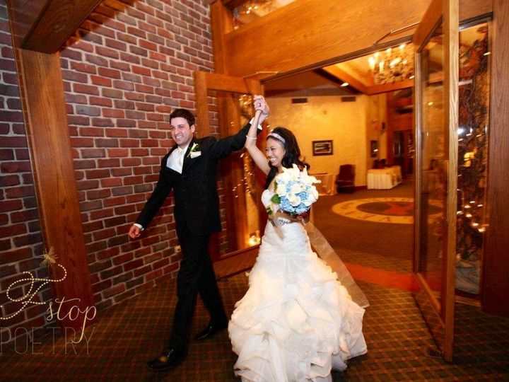 Tmx 1416603248542 Bride  Groom Entrance Woodridge, IL wedding venue