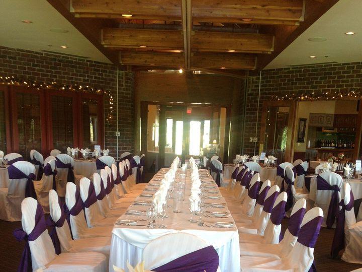 Tmx 1416603340682 Feasting Style Head Table Woodridge, IL wedding venue