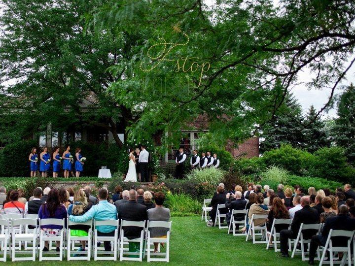 Tmx 1416603554389 Outdoor Ceremony 1 Woodridge, IL wedding venue