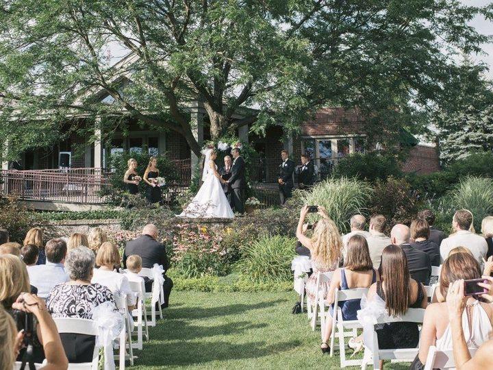 Tmx 1416603557842 Outdoor Ceremony 2 Woodridge, IL wedding venue