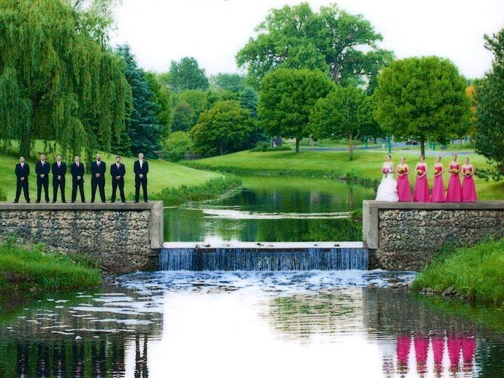 Tmx 1416605672844 Bridal Party By Waterfall Woodridge, IL wedding venue