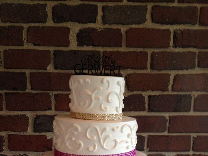 Tmx 1417033878864 Wedding Cake 4 Woodridge, IL wedding venue