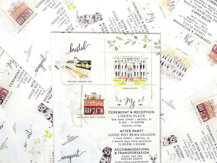 Tmx Insta 1 51 658997 161202616479502 Ridgefield, CT wedding invitation