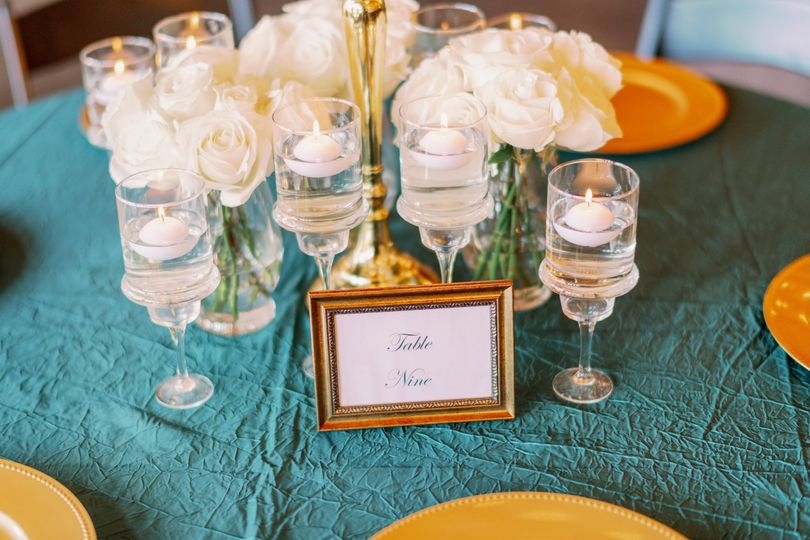 Tablescape created by me