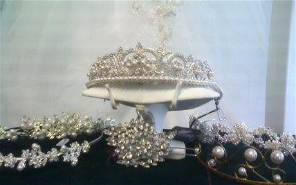 Tiaras and hair accessories