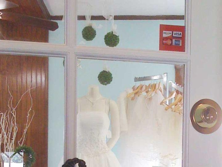 Tmx 1396493981521 Frontdoo Holliston wedding dress