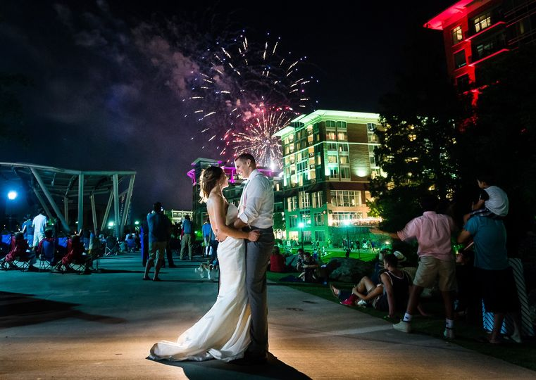 Married on the 4th of July