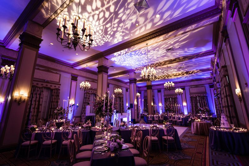 Westin Ballroom Details