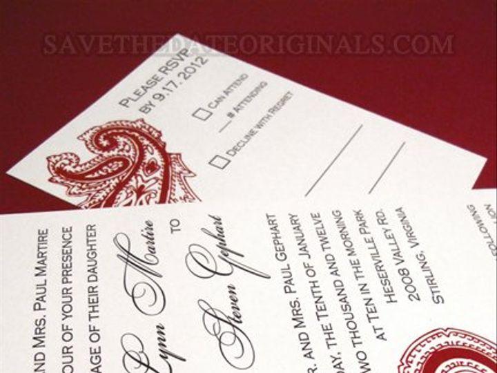 Tmx 1315239963187 IMG0801s Garden City, ID wedding invitation