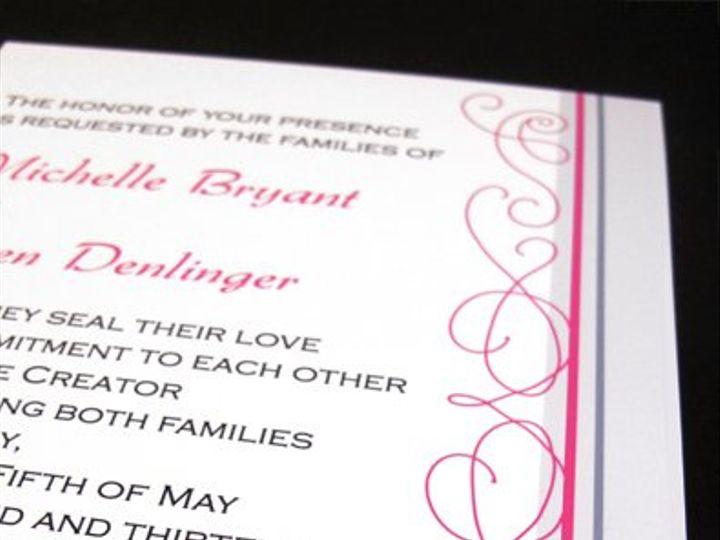 Tmx 1315240613140 Gallery3 Garden City, ID wedding invitation