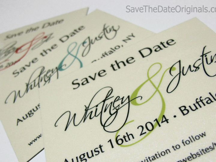 Tmx 1382076646396 Etsy3 Garden City, ID wedding invitation