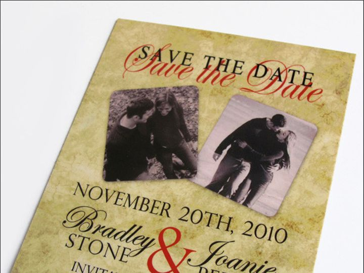 Tmx 1395416638953 Mr37p Garden City, ID wedding invitation
