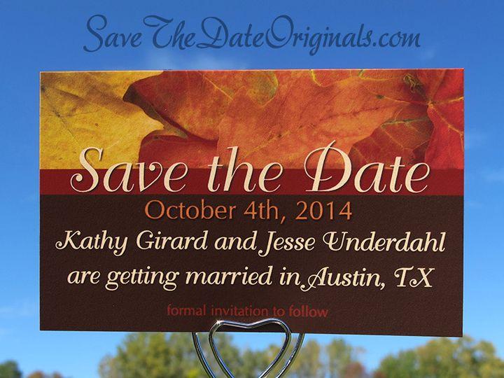 Tmx 1414095092661 Ms37photo2014 Garden City, ID wedding invitation