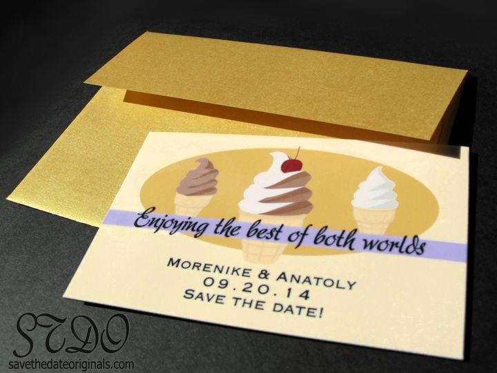 Tmx 1414095289056 Std6 Garden City, ID wedding invitation