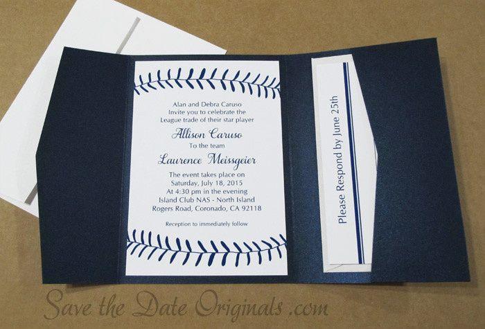 Tmx 1435629558146 Baseballpocket20151 Garden City, ID wedding invitation
