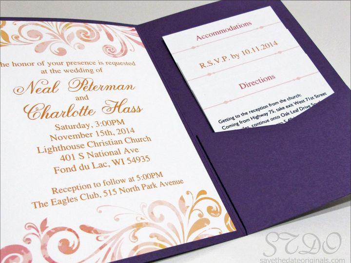 Tmx Pocketfold 214 Bd 2 M 51 21008 1558830028 Garden City, ID wedding invitation