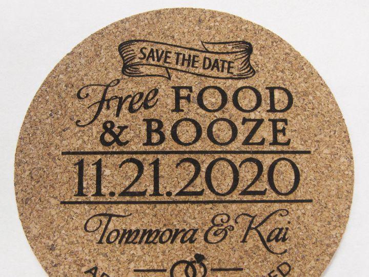 Tmx Stdcoaster1 51 21008 1567566433 Garden City, ID wedding invitation