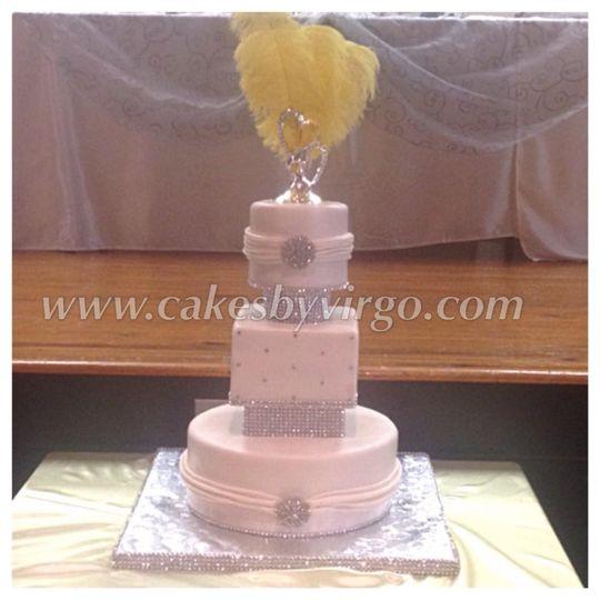 winbush wedding cake