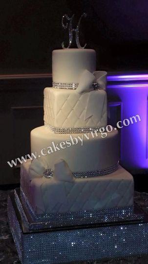 hawkins wedding cake