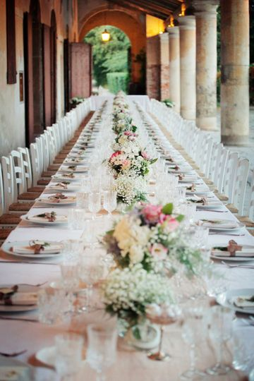 Country chic Wedding in Padua
