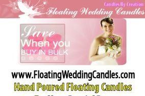 Floating Wedding Candles .com