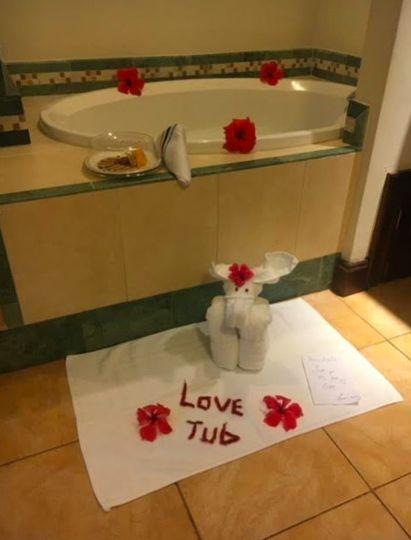 Love tub