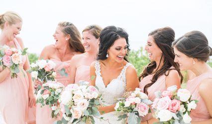 Jamie Lyn Cintron Salon Spa Wedding 1
