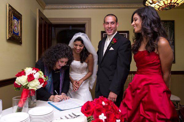 Tmx 1357919202644 GarciaRosen0346 Rhinebeck, New York wedding officiant