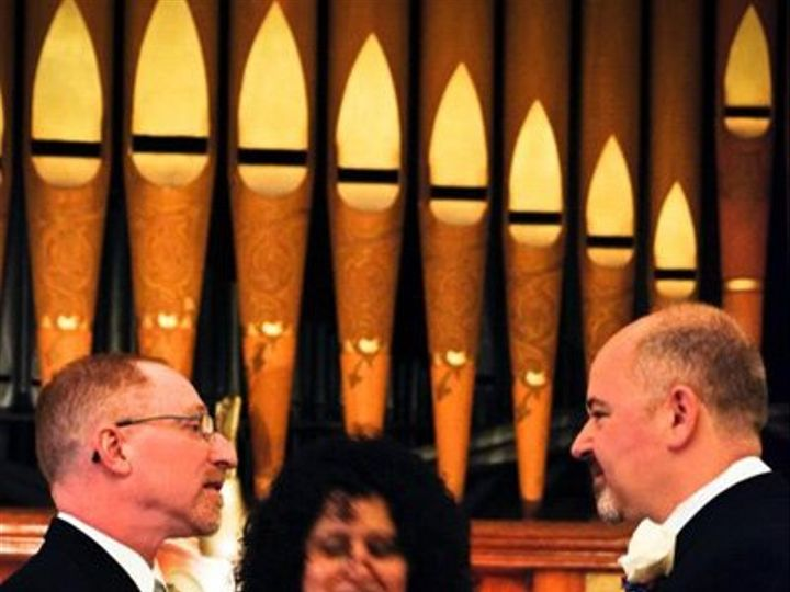 Tmx 1357919243610 ScottandJohn Rhinebeck, New York wedding officiant