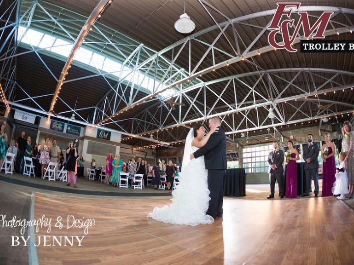 Tmx Fm Trolley Barn Wedding First Dance 51 975008 1572907290 Salisbury, NC wedding venue