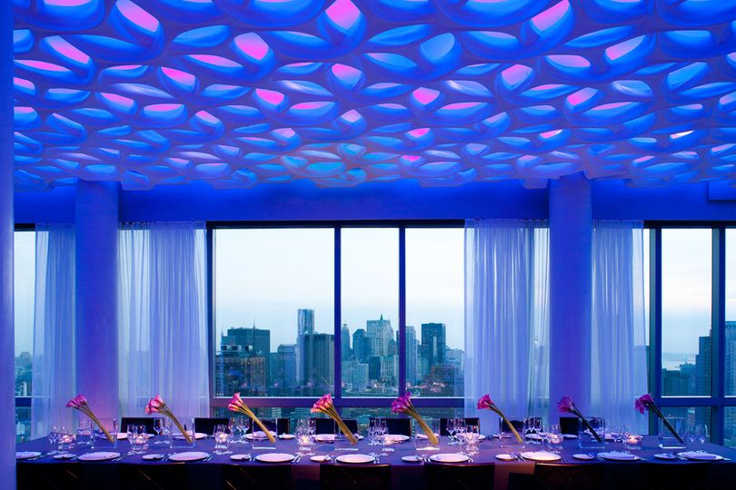 Wedding Reception Halls In New York City : Trump soho new york reviews ratings wedding ceremony