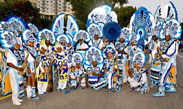 Junkanoo: Colorful, dazzling outfitted drummers and dancers entertain and parade your guests to your...