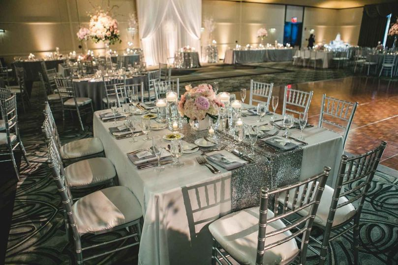 The Gillespie Conference & Special Event Center