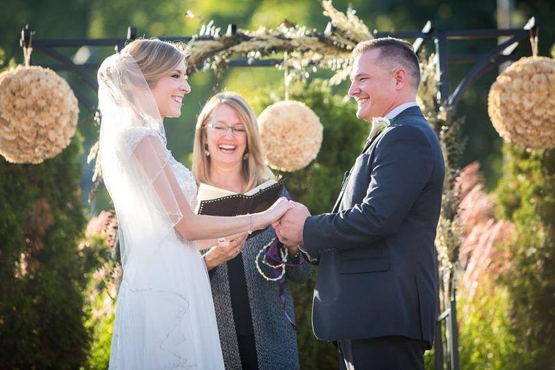 Joyous Bear Creek Wedding