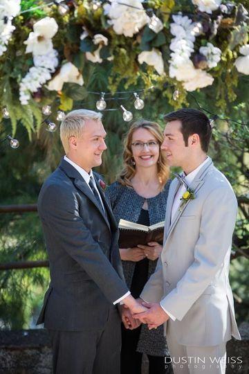 Glasbern Wedding