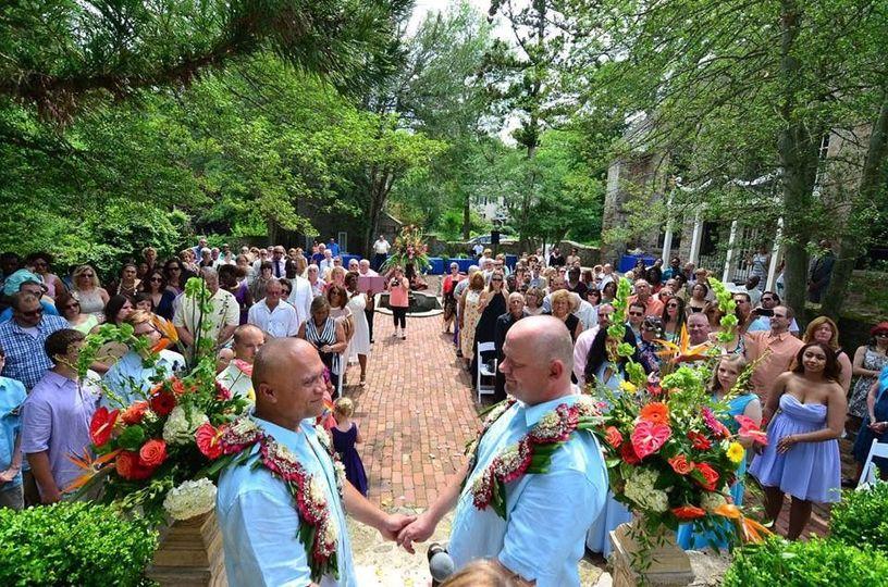 Holly Hedge Wedding