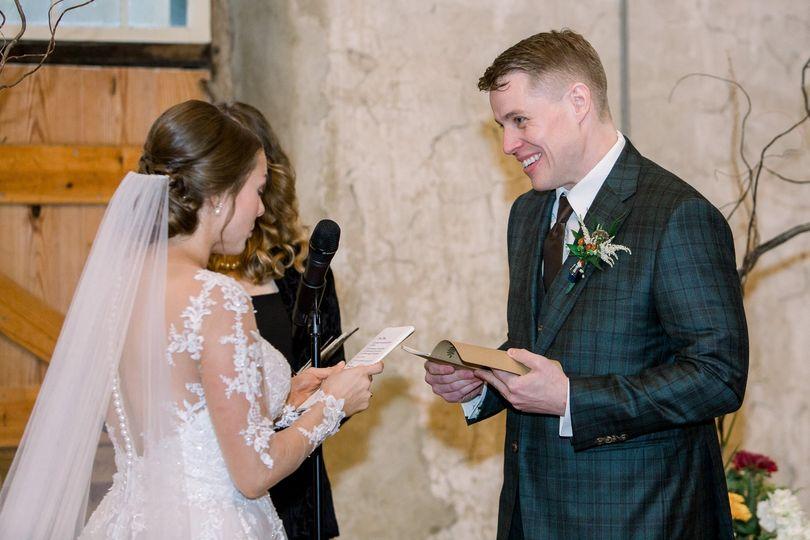 John James Audubon Wedding