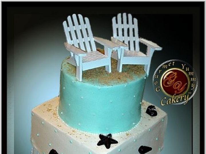 Tmx 1283896838179 GYCBeachWedding06210 Winston Salem wedding cake