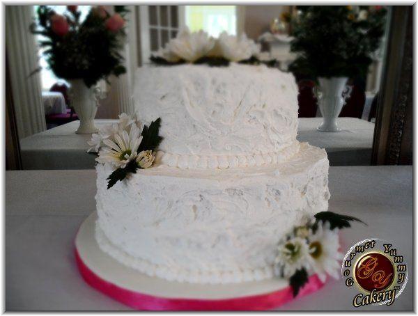 Tmx 1283896875710 GYCCarterWedding81410 Winston Salem wedding cake