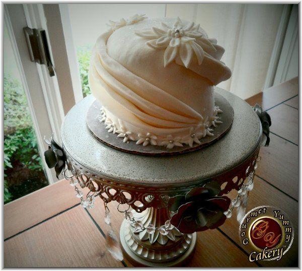 Tmx 1283896875819 GYCPersonalWeddingCake81210 Winston Salem wedding cake