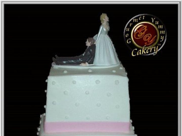 Tmx 1283896914554 GYCWedding61710 Winston Salem wedding cake
