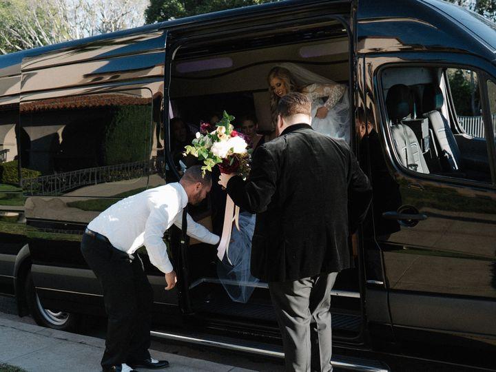 Tmx Nian 07668 51 999008 Los Angeles, CA wedding transportation