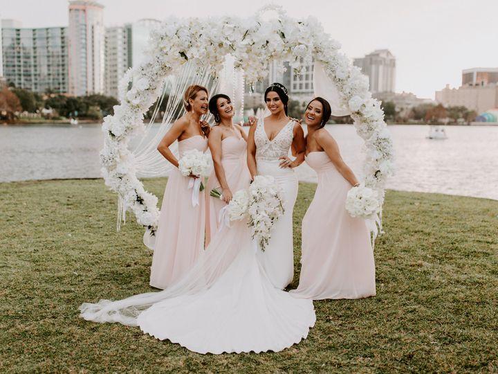 Tmx Brenda Bridesmaids Arch 51 570108 160579997796246 Orlando, FL wedding florist